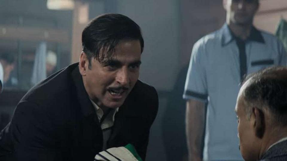 Akshay Kumar's film Gold has collected Rs 43.25 till Friday.
