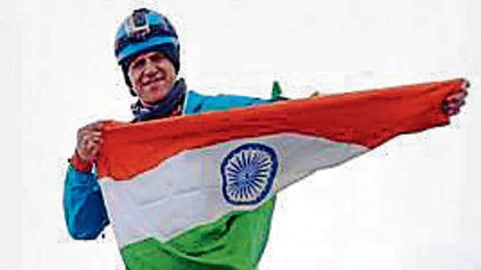 Gurugram,seven summits,Ankur Bahl