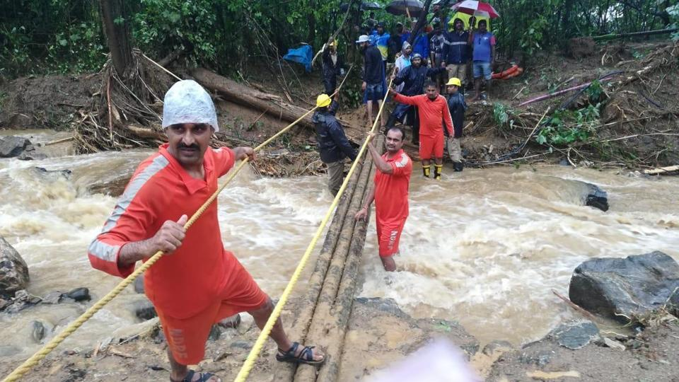 Karnataka floods,Kodagu,HD Kumaraswamy