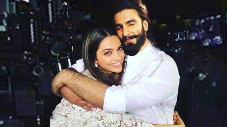 Deepika Padukone shared a photo on World Rollercoaster Day and Ranveer Singh can't stop laughing.
