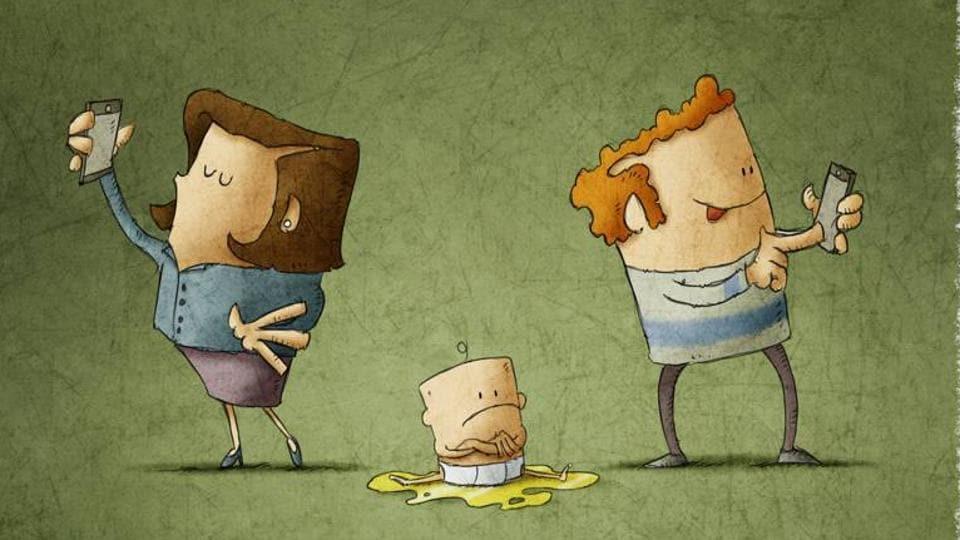 Random Forays,Social media,era of communication