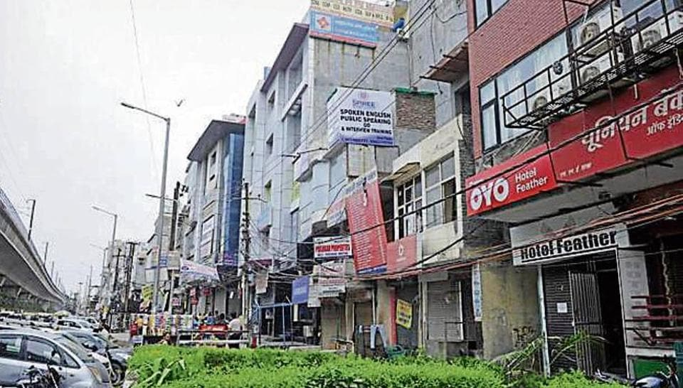 Noida,Hotels,Illegal Hotels