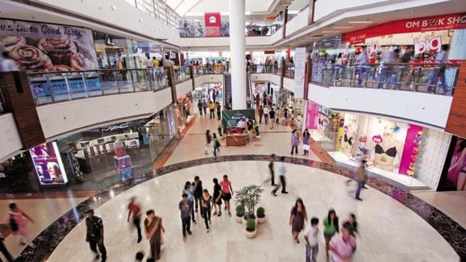 Delhi malls,Mall parking,South Delhi