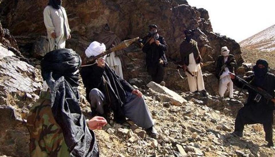 Afghanistan,Taliban,US talks