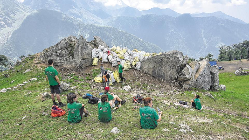 Himalayas,mountains,trekking