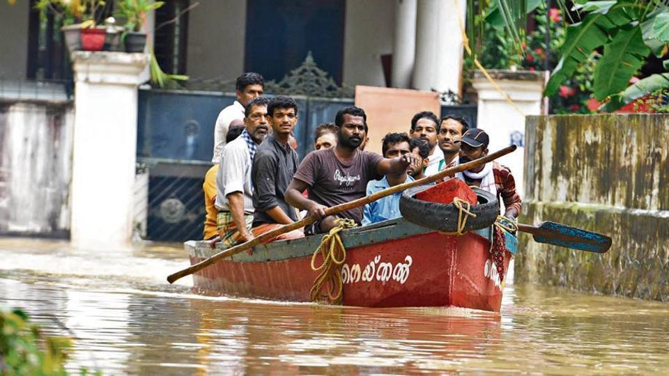 Kerala flood,Kerala rains,Kerala rescue operations