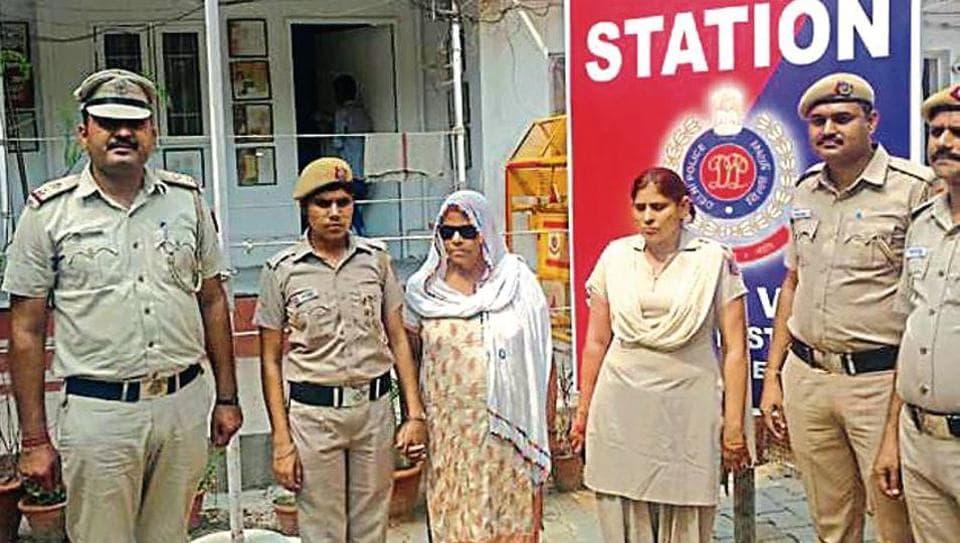 Delhi,Crime,Basiran