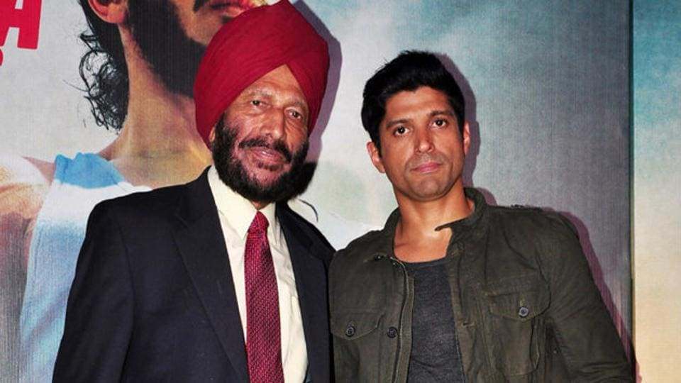 West Bengal textbooks have printed Farhan Akhtar's face in place of athlete Milkha Singh.