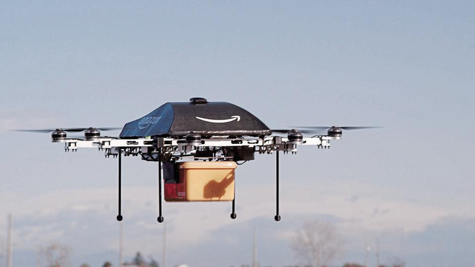 Drone policy,UAVs,Drones for delivery