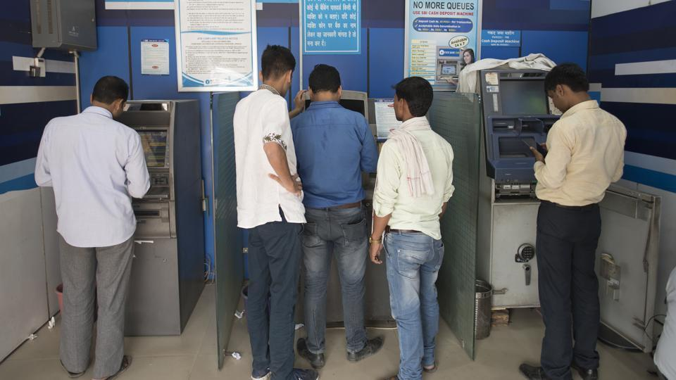 ATM,Cash in ATMs,Home ministry