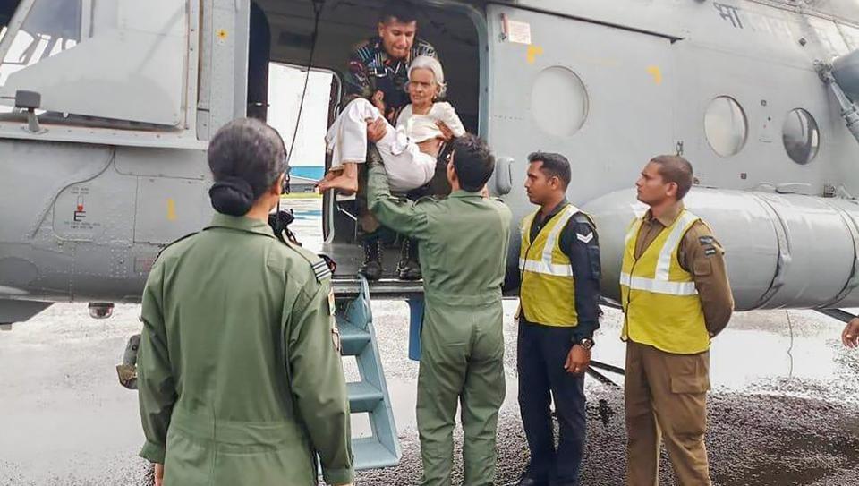 Kerala flood,Kerala rains,Kerala rescue operations