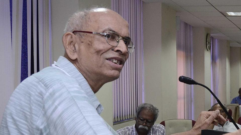 Illegal forest land acquisition,floods in Kerala,ecologist Madhav Gadgil