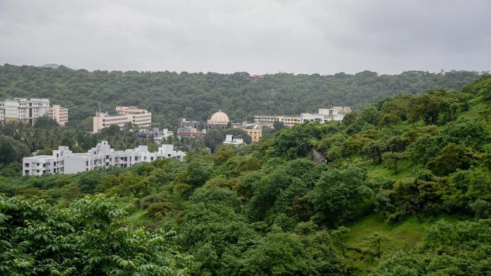 State govt,Pune hills,green