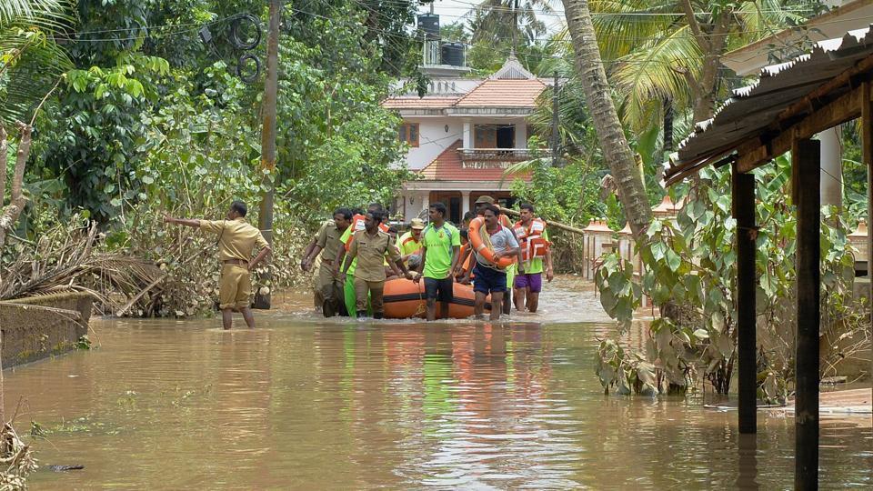 Kerala floods,Goa mining,Madhav Gadkil