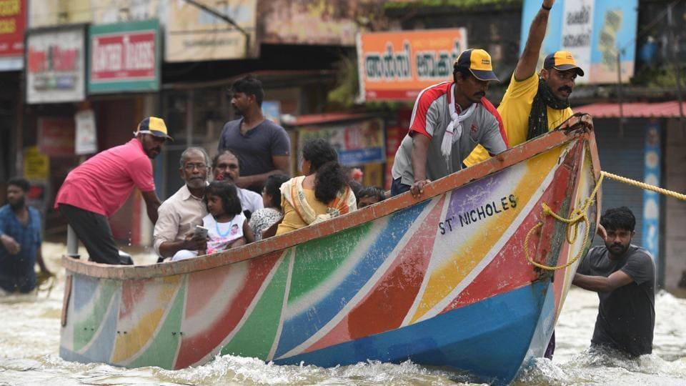 Kerala floods,Kerala rains,Kerala red alert