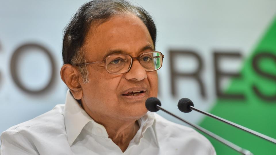 P Chidambaram,Congress,Growth under Congess