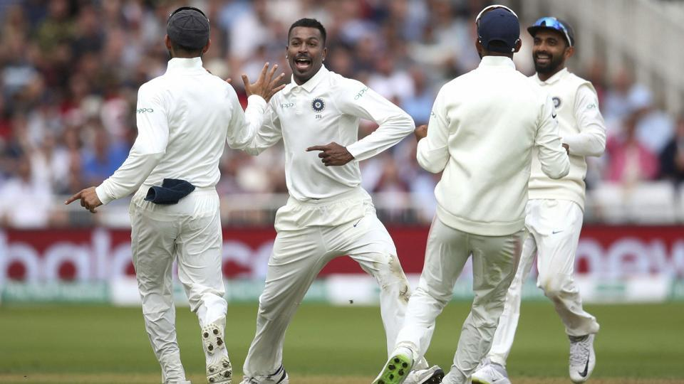 India ve England: Hardik Pandya leaves England reeling in Trent Bridge Test