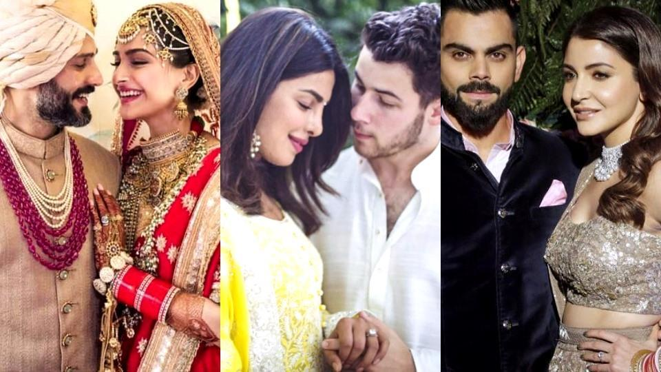 Priyanka Chopra, Anushka Sharma and Sonam Kapoor Ahuja's stunning engagement rings prove that a diamond is forever. (Instagram)