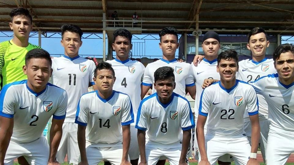 India had recently finished at the second spot in the WAFF U-16 Championship.