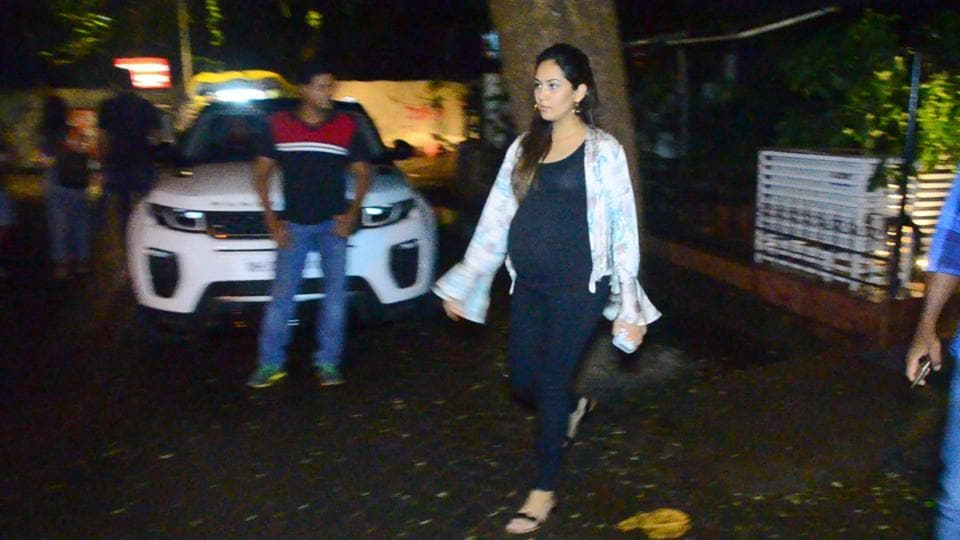 Mira Rajput was spotted in Mumbai