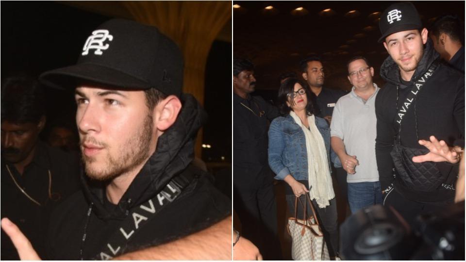 Nick Jonas,Priyanka Chopra,Priyanka Chopra Engagement