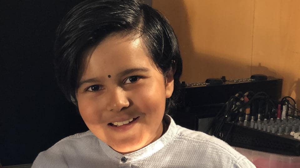 Krishna Shil,Voice Kids UK,Will.i.am