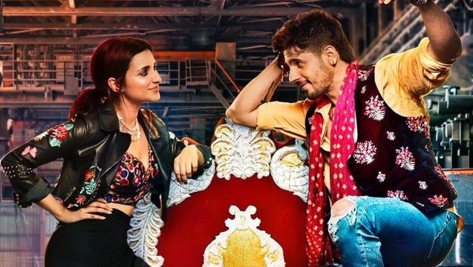 Image result for jabariya jodi poster