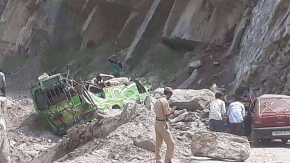 Kishtwar,Landslide,Kishtwar accident