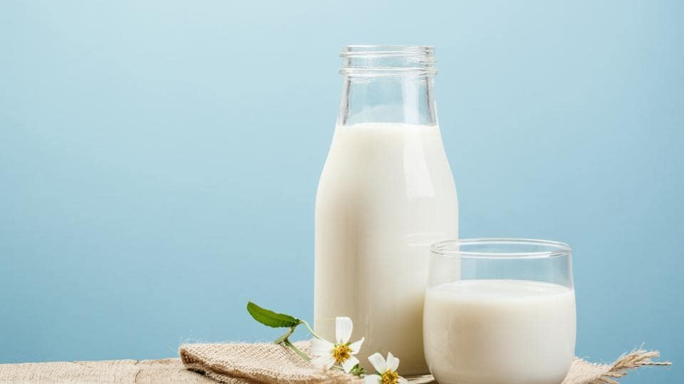 For a very long time, milk has been used to gain weight and build muscle. Milk provides us with a good combination of proteins, carbohydrates and fats. It provides the body with casein and whey proteins, which help in weight gain.  (shutterstock)