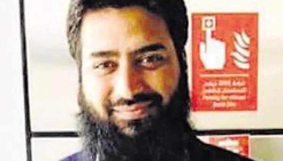 Kashmiri engineer deported from UAE,Irfan Ahmad Zargar,ISIS sympathiser
