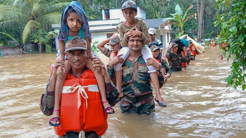kerala floods,Rahul Cheru Palayattu,Lulu Group International
