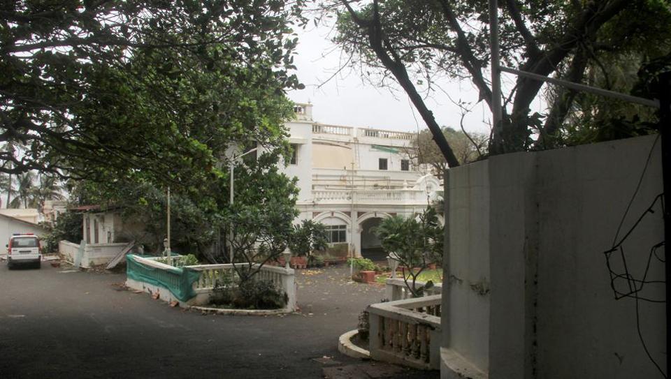Mumbai,Ramtek bungalow,Eknath Khadse