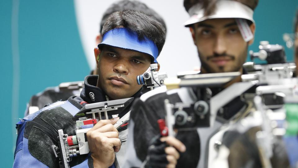 Asian Games 2018,Ravi Kumar,Deepak Kumar