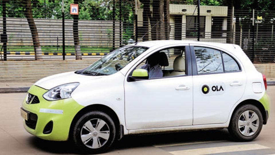 Ola,ride hailing service Ola,Ola in UK