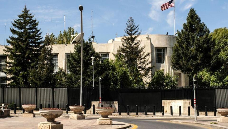 Ankara,US embassy,US