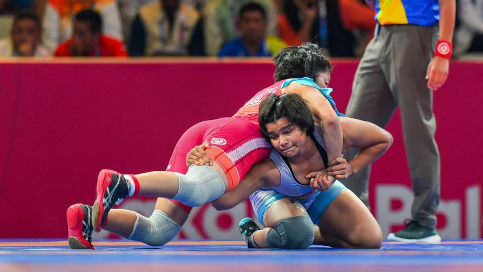 Asian Games 2018,Asian Games,Divya Kakran