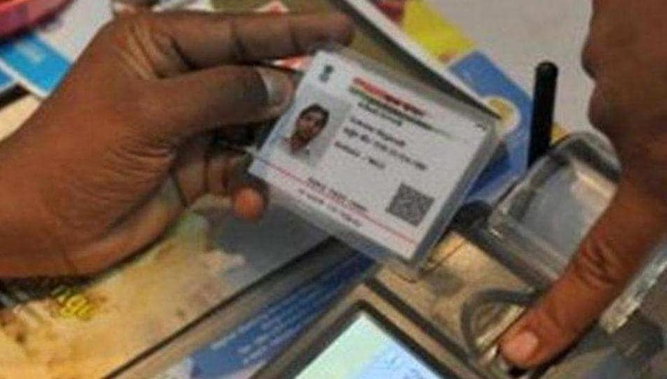 Aadhar card,post offices,banks