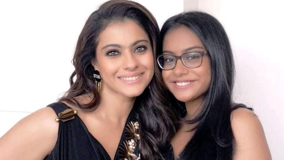 Kajol has opened up about her relationship with her teenage daughter Nysa. (Instagram)