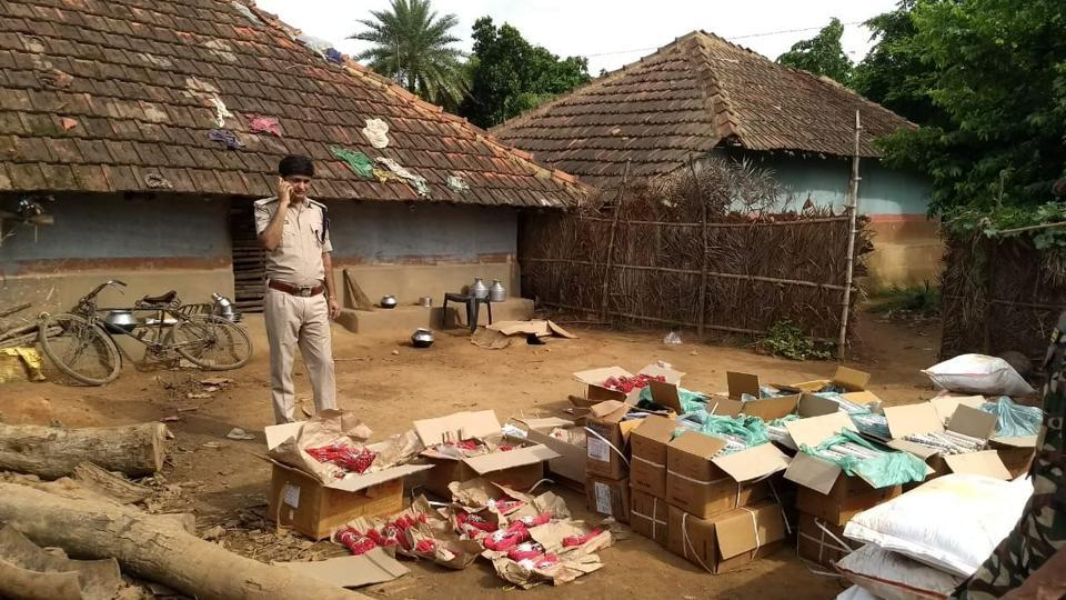 pakur district,jharkhand,anti-maoist operation in Jharkhand