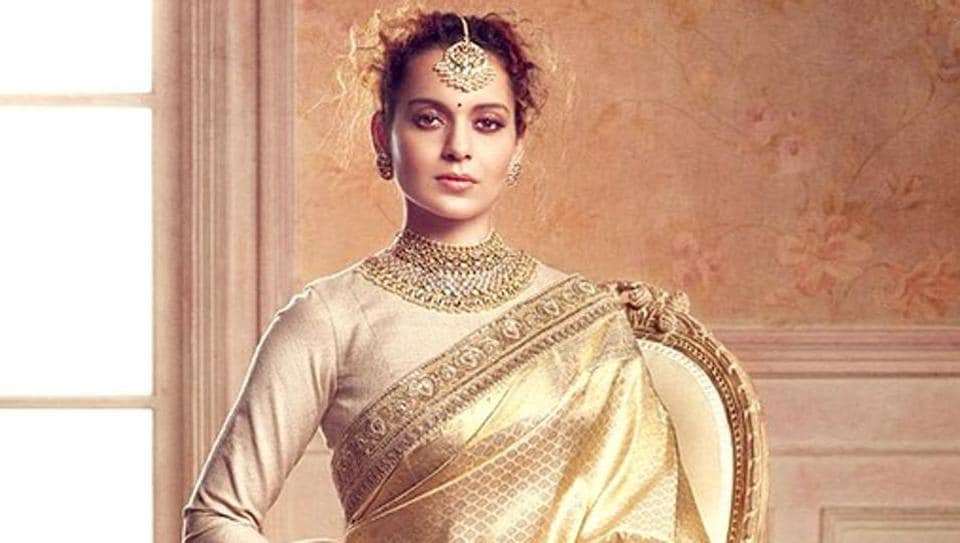 Kangana Ranaut plays a national-level kabaddi player in her next film, Panga.  (Instagram)
