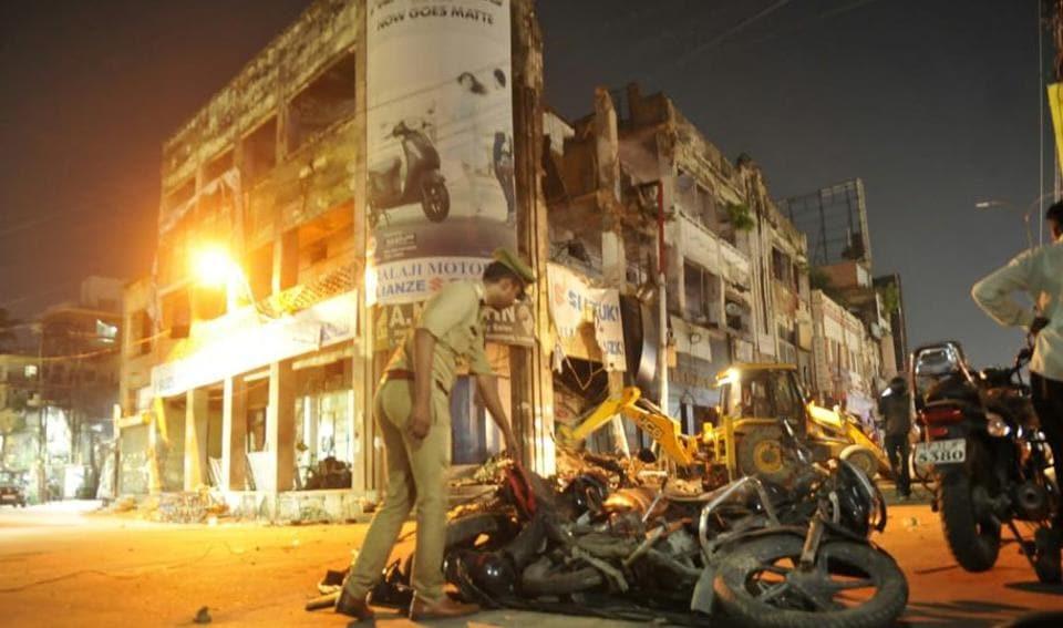Lucknow,Uttar Pradesh,Building
