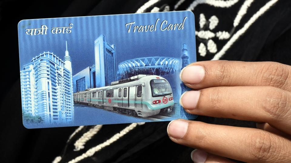 Delhi Metro,Delhi Metro Smart Card,DTC
