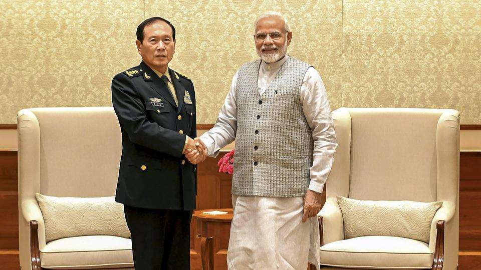 India-China ties,Doklam,Nirmala Sitharaman