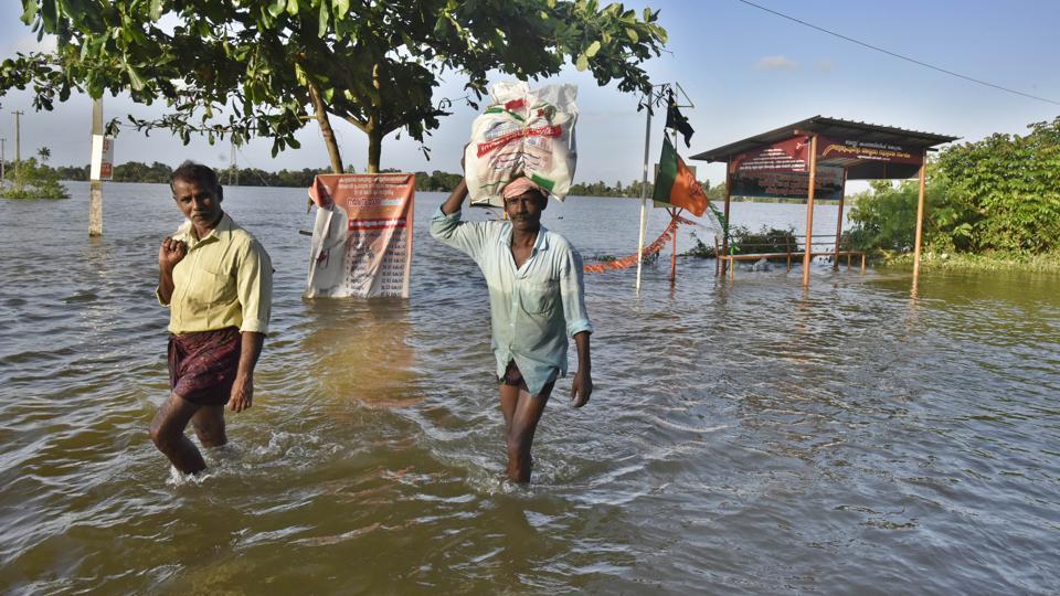 communicable disease,outbreak of communicable disease,Kerala floods