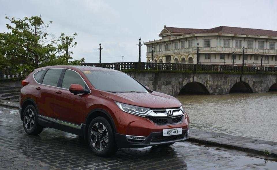 Honda,fifth gen,Honda CR-V