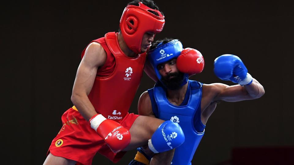 Asian Games 2018,Asian Games 2018 wushu,wushu