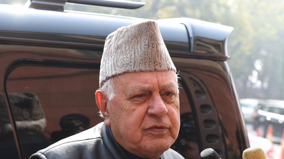 Why Former J&K CM heckled on Bakrid?