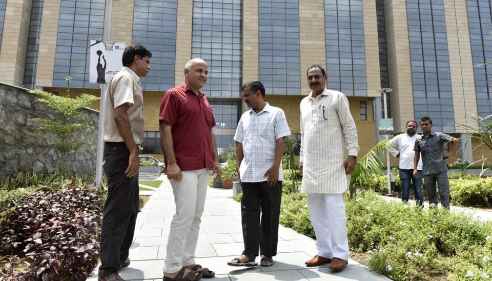 Delhi,knowledge centre,Indraprastha Institute of Information Technology