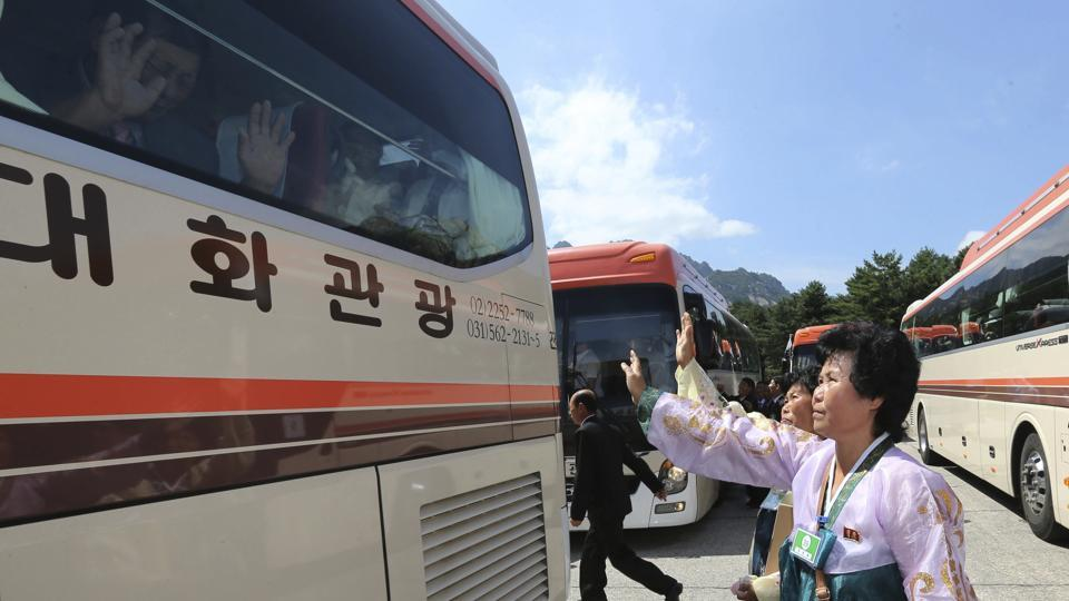 North South Koreans,Elderly North and South Koreans,Elderly North Koreans