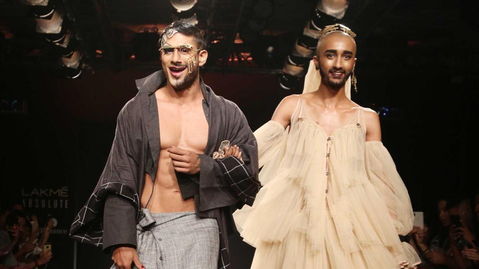 Lakme Fashion Week,Queer fashion,Chola by Sohaya Mishra